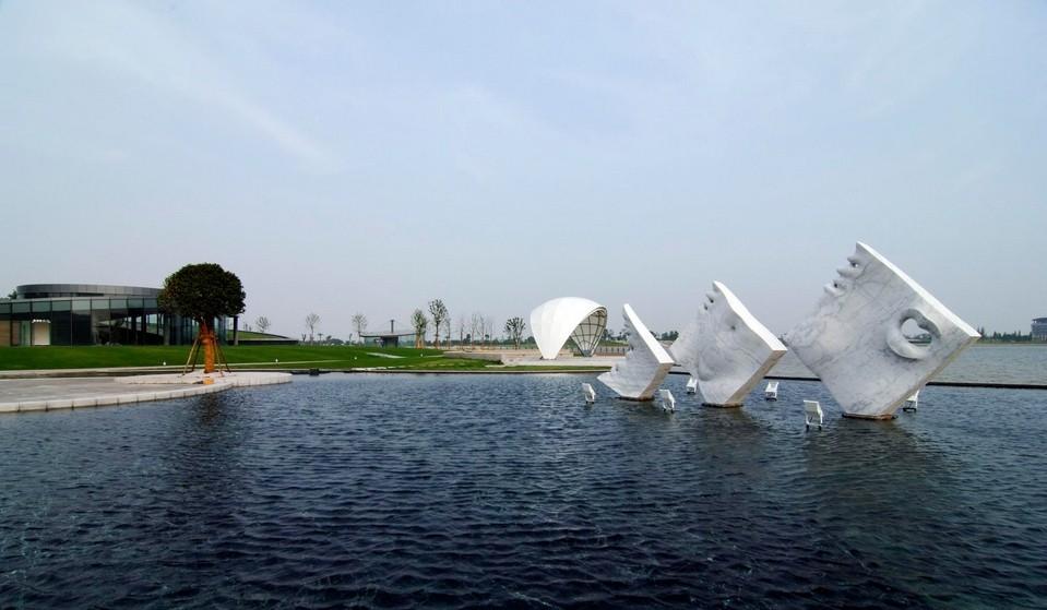 月圆园艺术雕塑公园